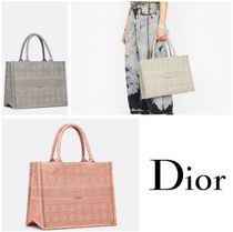 Christian Dior Casual Style A4 Other Animal Patterns Party Style