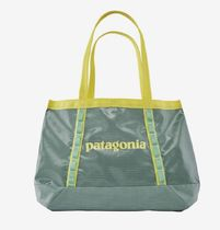 Patagonia Casual Style Unisex Logo Totes