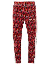 Palm Angels Printed Pants Stripes Street Style Patterned Pants