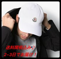 MONCLER Street Style Caps