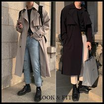 Street Style Trench Coats