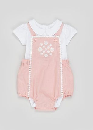 Co-ord Baby Girl Bottoms