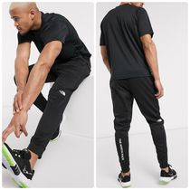 THE NORTH FACE Blended Fabrics Street Style Logo Pants