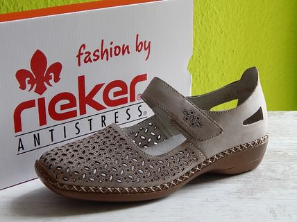 Square Toe Casual Style Leather Flats