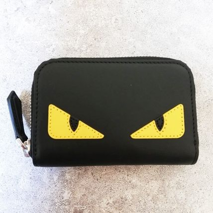 Unisex Leather Coin Cases