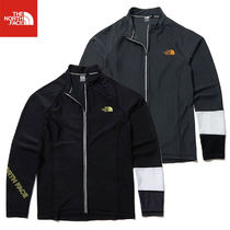 THE NORTH FACE WHITE LABEL Unisex Street Style Plain Logo Track Jackets