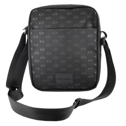 Monogram Logo Messenger & Shoulder Bags
