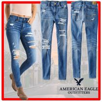 American Eagle Outfitters Street Style Jeans