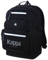 Kappa Casual Style Street Style A4 Logo Satchels