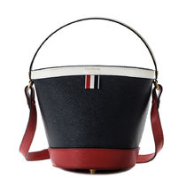 THOM BROWNE Casual Style 2WAY Leather Party Style Office Style