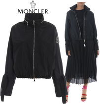 MONCLER Short With Jewels Jackets