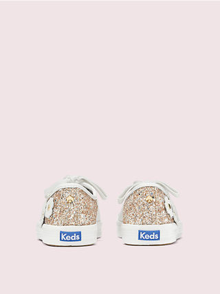 kate spade new york Low-Top Plain Leather Low-Top Sneakers 16