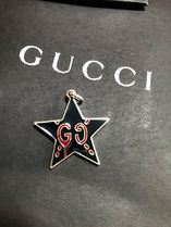 GUCCI Gucci Ghost Casual Style Unisex Necklaces & Pendants