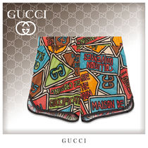 GUCCI Street Style Kids Boy Swimwear