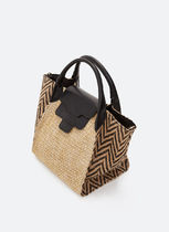 Uterque Casual Style Bag in Bag 2WAY Leather Elegant Style Crossbody