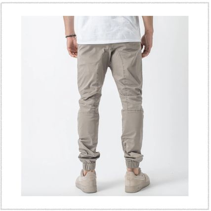 Ron Herman Plain Cotton Joggers & Sweatpants