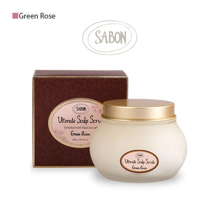 SABON Pores Upliftings Acne Whiteness Unisex Organic Hair Care