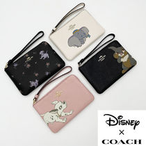 Coach Pouches & Cosmetic Bags