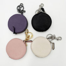Coach Plain Coin Cases