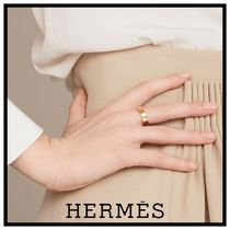HERMES Costume Jewelry Casual Style Street Style Party Style