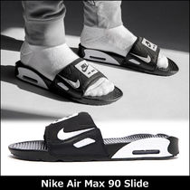 Nike AIR MAX Street Style Shower Shoes Shower Sandals