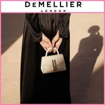 DEMELLIER Casual Style Street Style 2WAY Plain Other Animal Patterns