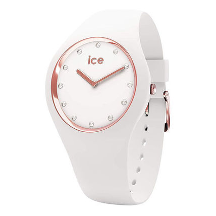 ICE WATCH Casual Style Round Quartz Watches Analog Watches