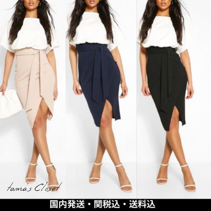 Short Casual Style Tight Boat Neck Cropped Plain Party Style