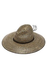 Saint Laurent Blended Fabrics Straw Hats