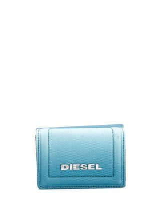 DIESEL Folding Wallet Small Wallet Folding Wallets