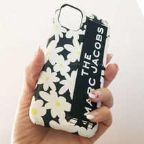 MARC JACOBS Flower Patterns iPhone 11 Pro iPhone 11 Smart Phone Cases