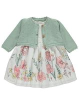 George Co-ord Baby Girl Dresses & Rompers