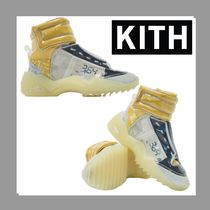 KITH NYC Suede Blended Fabrics Shoes