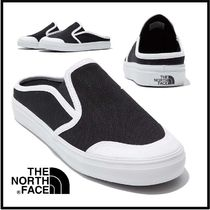 THE NORTH FACE WHITE LABEL Unisex Street Style Plain Loafers & Slip-ons