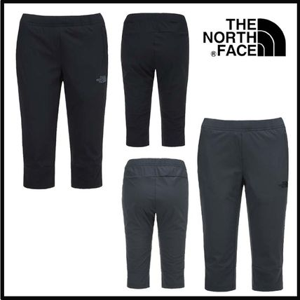 THE NORTH FACE Logo Short Casual Style Plain Street Style Shorts