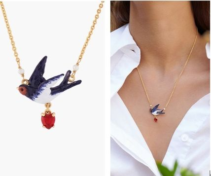 Animal Chain Brass Necklaces & Pendants