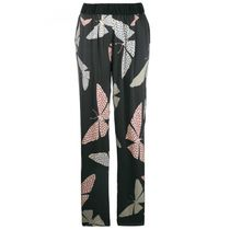 forte forte Silk Cropped & Capris Pants