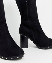 New Look Casual Style Plain Boots Boots