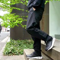 THE NORTH FACE Tapered Pants Nylon Plain Logo Tapered Pants