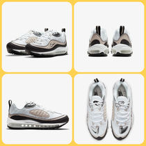 Nike AIR MAX 98 Casual Style Low-Top Sneakers