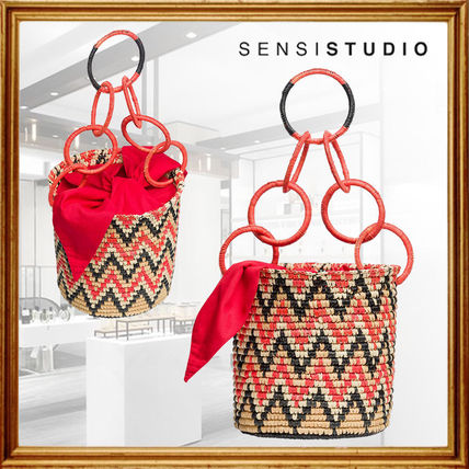 Purses Tribal Icy Color Bucket Bags