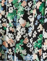 H&M Flower Patterns Casual Style Street Style Medium
