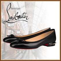 Christian Louboutin Studded Ballet Shoes
