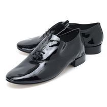 repetto Casual Style Street Style Plain Leather Formal Style