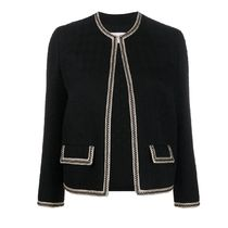 CELINE Short Casual Style Wool Plain Party Style Office Style