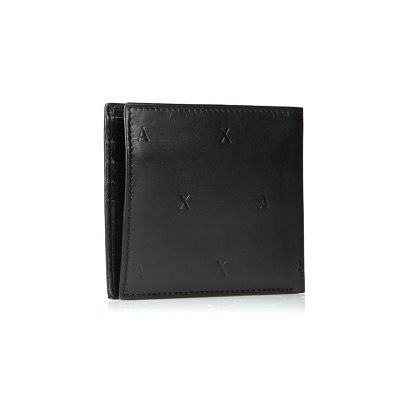 Monogram Leather Folding Wallet Folding Wallets