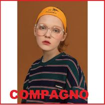COMPAGNO Unisex Street Style Hats & Hair Accessories