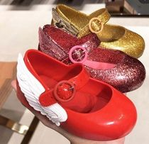 Vivienne Westwood Unisex Collaboration Baby Girl Shoes