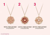 OST Costume Jewelry Collaboration Silver Necklaces & Pendants