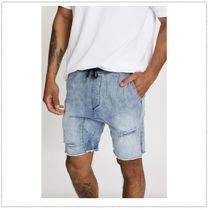 Ron Herman Denim Street Style Plain Cotton Shorts